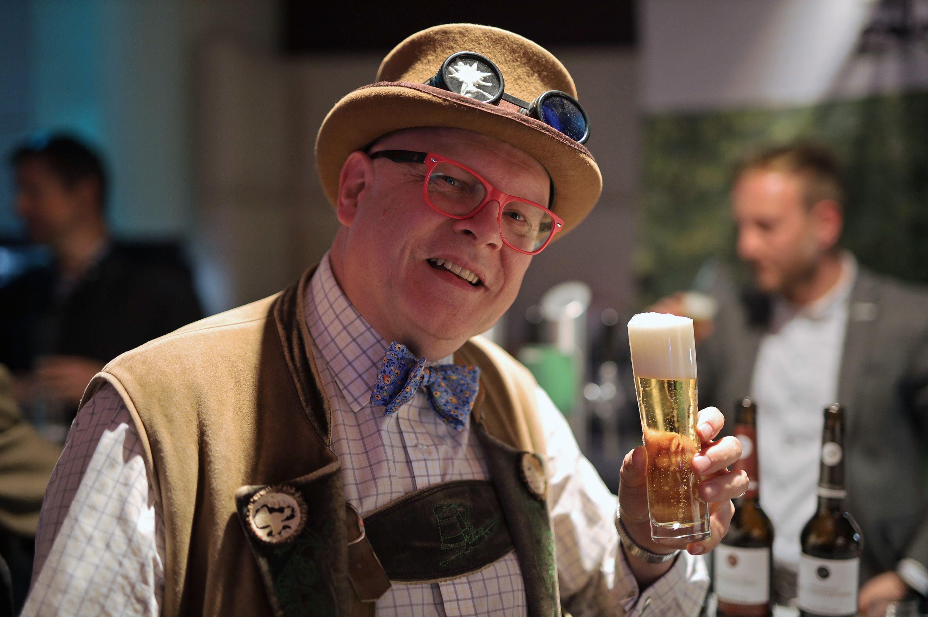 Präsentation des Bier Guide 2019 im Casino Linz