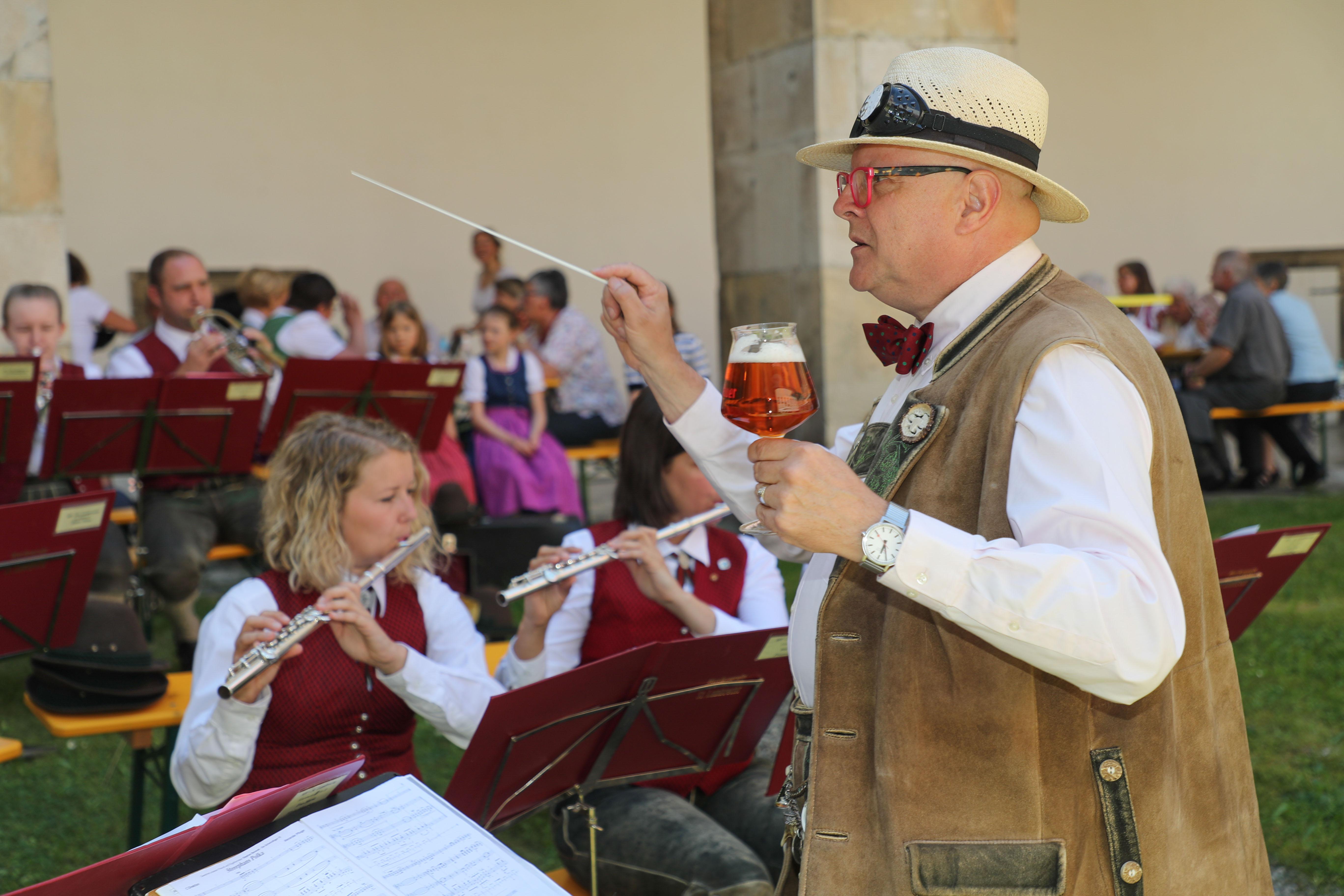 Bierpapst Conrad Seidl -Stift St Lambrecht -Foto Franz Neumayr für Global Beer - Muraubiennal - 078 - N$
